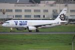 Koba UNITED®さんが、台湾桃園国際空港で撮影したV エア A320-232の航空フォト(写真)
