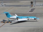 aquaさんが、羽田空港で撮影した不明 Gulfstream G650 (G-VI)の航空フォト(写真)