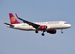 バーダーさんさんが、新千歳空港で撮影した吉祥航空 A320-214の航空フォト(写真)