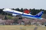 zettaishinさんが、成田国際空港で撮影した全日空 A320-271Nの航空フォト(写真)