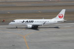 utarou on NRTさんが、新千歳空港で撮影したジェイ・エア ERJ-170-100 (ERJ-170STD)の航空フォト(写真)