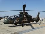 さわすけさんが、霞目駐屯地で撮影した陸上自衛隊 OH-1の航空フォト(写真)
