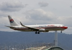LOTUSさんが、関西国際空港で撮影した中国東方航空 737-89Pの航空フォト(写真)
