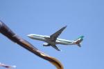 poppoya-makochanさんが、成田国際空港で撮影したアリタリア航空 A330-202の航空フォト(写真)