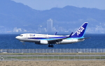 kix-boobyさんが、関西国際空港で撮影した全日空 737-781の航空フォト(写真)
