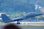 apphgさんが、ソウル空軍基地で撮影した大韓民国空軍 F-15 A/B/C/D/E Eagleの航空フォト(写真)