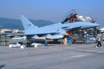 apphgさんが、ソウル空軍基地で撮影したイギリス空軍 EF-2000 Typhoonの航空フォト(写真)