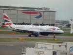 PW4090さんが、ロンドン・ヒースロー空港で撮影したブリティッシュ・エアウェイズ A320-232の航空フォト(写真)