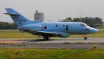 航空見聞録さんが、名古屋飛行場で撮影した航空自衛隊 U-125A(Hawker 800)の航空フォト(写真)