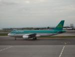 PW4090さんが、ロンドン・ヒースロー空港で撮影したエア・リンガス A320-214の航空フォト(写真)