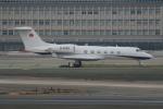 空軍一號さんが、台北松山空港で撮影した南山公務 G-IV-X Gulfstream G450の航空フォト(写真)