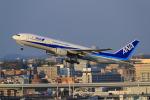 latchさんが、伊丹空港で撮影した全日空 777-281/ERの航空フォト(写真)