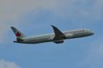 小弦さんが、バンクーバー国際空港で撮影したエア・カナダ 787-9の航空フォト(写真)