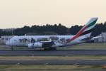 VIPERさんが、成田国際空港で撮影したエミレーツ航空 A380-861の航空フォト(写真)