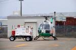 ヘリオスさんが、仙台空港で撮影した東北エアサービス Bo 105CBS-4の航空フォト(写真)