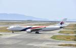 kix-boobyさんが、関西国際空港で撮影したマレーシア航空 A330-323Xの航空フォト(写真)