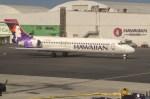 トシさんさんが、ホノルル国際空港で撮影したハワイアン航空 717-22Aの航空フォト(写真)