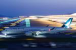 よっしぃさんが、関西国際空港で撮影したキャセイパシフィック航空 A350-941XWBの航空フォト(写真)