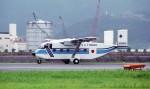ハミングバードさんが、広島西飛行場で撮影した海上保安庁 SC-7 Skyvan 3-200の航空フォト(写真)