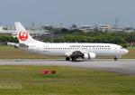 NINEJETSさんが、宮古空港で撮影した日本トランスオーシャン航空 737-4Q3の航空フォト(写真)