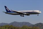 ぽんさんが、高松空港で撮影した全日空 767-381の航空フォト(写真)
