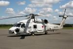 もぐ3さんが、千歳基地で撮影した海上自衛隊 SH-60Jの航空フォト(写真)