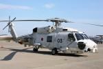 もぐ3さんが、八戸航空基地で撮影した海上自衛隊 SH-60Jの航空フォト(写真)