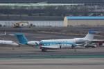 たかしくんさんが、羽田空港で撮影した不明 G650 (G-VI)の航空フォト(写真)