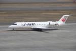 utarou on NRTさんが、新千歳空港で撮影したジェイ・エア CL-600-2B19 Regional Jet CRJ-200ERの航空フォト(写真)