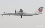 RINA-200さんが、伊丹空港で撮影した日本エアコミューター DHC-8-402Q Dash 8の航空フォト(写真)