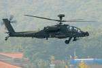 apphgさんが、ソウル空軍基地で撮影したアメリカ陸軍 AH-64 Apacheの航空フォト(写真)