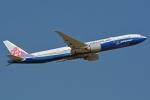 kansai-spotterさんが、フランクフルト国際空港で撮影したチャイナエアライン 777-309/ERの航空フォト(写真)