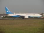 JA8037さんが、廈門高崎国際空港で撮影した厦門航空 737-85Cの航空フォト(写真)