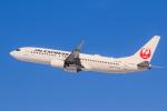 noriphotoさんが、新千歳空港で撮影したJALエクスプレス 737-846の航空フォト(写真)