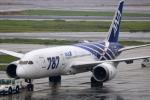Koba UNITED®さんが、羽田空港で撮影した全日空 787-881の航空フォト(写真)
