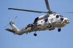 チャッピー・シミズさんが、厚木飛行場で撮影した海上自衛隊 SH-60Jの航空フォト(写真)