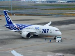 フジモンさんが、羽田空港で撮影した全日空 787-881の航空フォト(写真)
