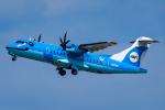 KIX Spotterさんが、伊丹空港で撮影した天草エアライン ATR-42-600の航空フォト(写真)