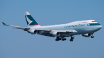 KIX Spotterさんが、関西国際空港で撮影したキャセイパシフィック航空 747-412(BCF)の航空フォト(写真)