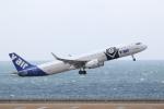 thalys1121さんが、中部国際空港で撮影したV エア A321-231の航空フォト(写真)