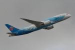 小弦さんが、バンクーバー国際空港で撮影した中国南方航空 787-8 Dreamlinerの航空フォト(写真)