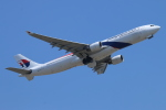 ceskykrumlovさんが、成田国際空港で撮影したマレーシア航空 A330-323Xの航空フォト(写真)
