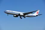 saoya_saodakeさんが、成田国際空港で撮影した中国国際航空 A330-343Xの航空フォト(写真)