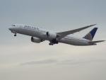 PW4090さんが、関西国際空港で撮影したユナイテッド航空 787-9の航空フォト(写真)