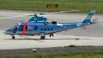 航空見聞録さんが、伊丹空港で撮影した兵庫県警察 A109E Powerの航空フォト(写真)