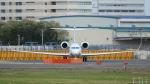 raichanさんが、成田国際空港で撮影したジェット・アビエーション・ビジネス・ジェット Gulfstream G650 (G-VI)の航空フォト(写真)