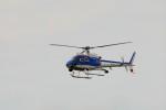 キハとエアバスさんが、青森空港で撮影したアカギヘリコプター AS350B1 Ecureuilの航空フォト(写真)