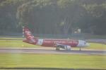 meijeanさんが、シンガポール・チャンギ国際空港で撮影したエアアジア A320-216の航空フォト(写真)