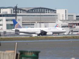 職業旅人さんが、サンフランシスコ国際空港で撮影したユナイテッド航空 A320-232の航空フォト(写真)