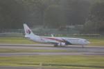 meijeanさんが、シンガポール・チャンギ国際空港で撮影したマレーシア航空 737-8H6の航空フォト(写真)